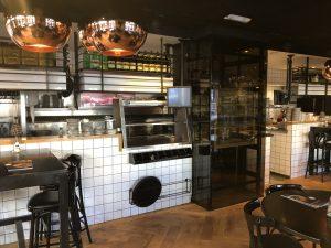 Glazen transportlift Restaurant - Bestisol Harderwijk